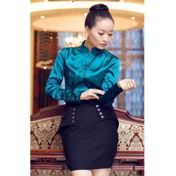 职业装品牌厂家-玛迪蓝服饰职业装-职业装图片