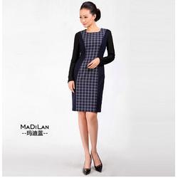 潍坊工作服定制|工作服|玛迪蓝服饰工作服图片