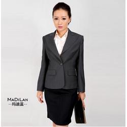 山东商务职业装、职业装、玛迪蓝服饰职业装图片