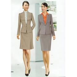 女职业装生产,玛迪蓝服饰工职业装(在线咨询),职业装图片