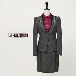 企业工作服设计,工作服设计,玛迪蓝服饰工作服设计(查看)图片