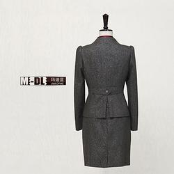 职业装设计-玛迪蓝服饰职业装设计-女士职业装设计说明图片