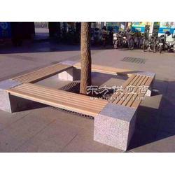 振华科技方形平凳围树椅ZH-Y3002图片