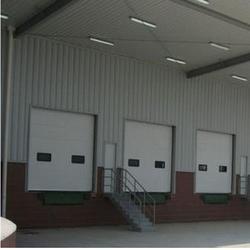 工业提升门销售、济南巨光风田门业、枣庄工业提升门图片