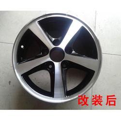 山西轮毂修复_铝轮毂修复_鸿盛汽车轮毂修复中心图片