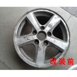 轮毂擦痕修复-专业的轮毂擦痕修复厂-太原鸿盛轮毂修复中心图片