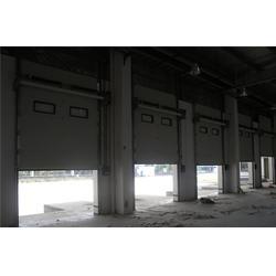 工业滑升门、昆山新恒邦、工业滑升门门板图片