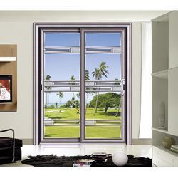 滑动门生产厂家|假日阳光门窗(在线咨询)|滑动门图片