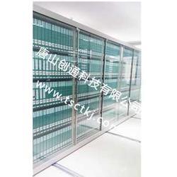 创通科技供应RFID智能密集柜 II型,RFID智能密集架,RFID智能密集柜,RFID档案密集柜图片