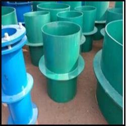 DN125刚性防水套管生产厂家,汉中刚性防水套管,云海管件图片