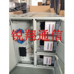 室外48芯三网合一光纤分线箱参数及尺寸图片