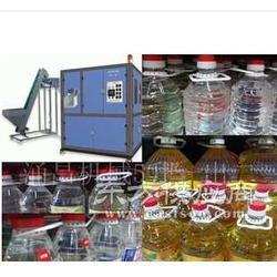 全自动油瓶吹瓶机5L油瓶pet吹瓶机图片