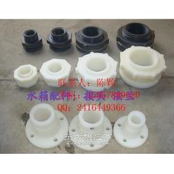 ABS内丝接头 1寸平口接头PVC50接口图片