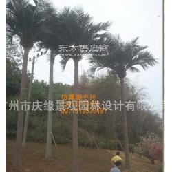仿真中东海枣树 仿真植物 假中东海枣树 室外中东海枣树图片