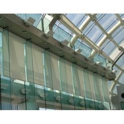 甲级防火玻璃门-钢化玻璃多少一平米-宜春钢化玻璃图片