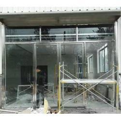 江西汇投钢化玻璃定做(图)|夹胶玻璃销售|新余夹胶玻璃图片