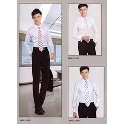 职业装衬衫定做-商务衬衫定做厂家-衬衫图片