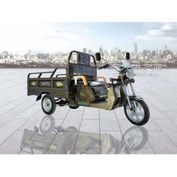 尤里卡电动三轮车图片