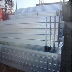 株洲q235b镀锌方管-盛世特钢铁(在线咨询)图片