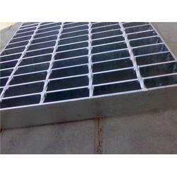 美仑丝网(图)、镀锌防滑钢格板、防滑钢格板图片