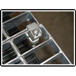 美仑丝网(图)_优质钢格板安装夹_钢格板安装夹图片