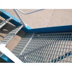 美仑丝网(图)|踏步钢格板|踏步钢格板图片