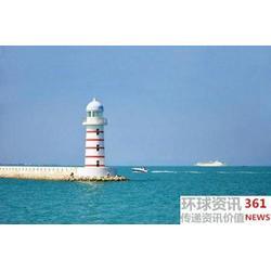 海上灯塔灯笼、航标灯图片