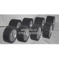 砂布带轮铝轮、砂布带轮、益邵五金 专业制造图片