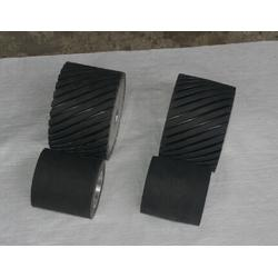 打磨机平机橡胶轮-益邵五金(已认证)平面橡胶轮图片