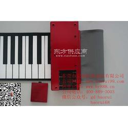 博锐手卷钢琴折叠式电子商务礼品手卷电钢琴图片