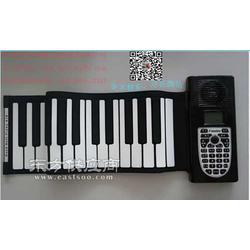 博锐钢琴折叠式电钢琴时尚礼品厂家供应图片