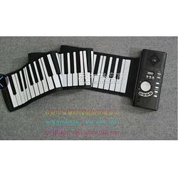 博锐品牌高音?#25910;?#21472;式手卷钢琴手卷电子琴图片