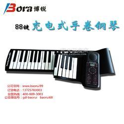 博锐钢琴畅销款礼品电钢琴厂家直销图片