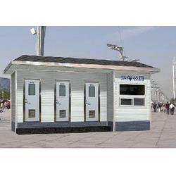 河南移动厕所租赁哪家好  【旭嘉环保】 三门峡移动厕所租赁图片