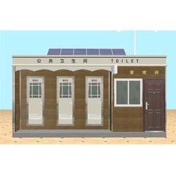 郑州移动公厕,【旭嘉环保】,郑州移动公厕公司图片