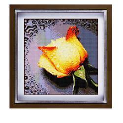 玫瑰钻石画工艺画-烁玛买一赠八-开远玫瑰钻石画图片