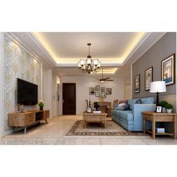 汉玛装饰深受欢迎-奥克斯中央御府装饰设计风格图片