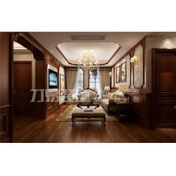 别墅装修-才易装饰靠谱的装修公司-金华别墅装修设计图片