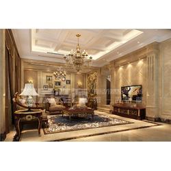 金华室内设计公司排名-才易装饰专业别墅装修-室内设计图片
