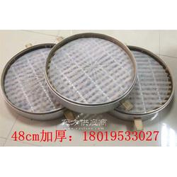 48cm圆形加厚蒸笼垫采用进口食品硅胶蒸包子不粘图片