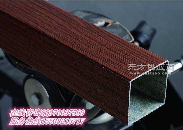 钢架仿木纹漆施工/仿木纹效果最新工艺/金属木纹漆图片