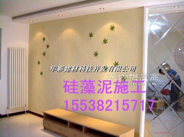 硅藻泥玄关造型效果图/硅藻泥背景墙施工/硅藻泥整体