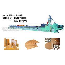 PVC扣板设备图片