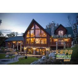 选择木屋别墅的原因图片