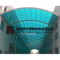 通山县崇阳县通城县pc板挡雨遮阳板亚克力灯箱板工厂生产直销图片