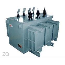金旗变压器、密封式非晶合金电力变压器、变压器图片
