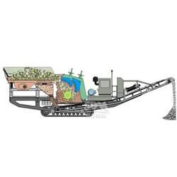 建筑垃圾破碎机|建筑垃圾破碎机前景|金诚机械(优质商家)图片