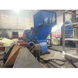承德废钢破碎机生产线,废钢铁破碎生产线,金诚机械(优质商家)图片