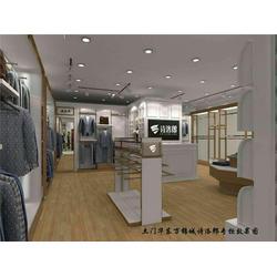 西安华瑞展柜(图),男装展柜价格,内蒙古男装展柜图片