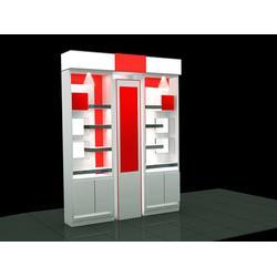 陕西烤漆展柜制作,西安华瑞展柜,烤漆展柜制作图片